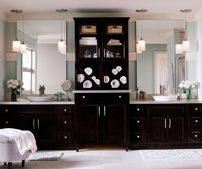 Homecrest_Cabinetry_java_cherry_cabinets_in_contemporary_bathroom
