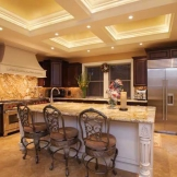Starmark_Cabinetry_Accord door style in Cherry finished in Chestnut with Ebony glaze.jpg