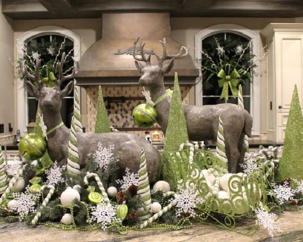 Contemporary Christmas Decorating Ideas home decor store | jbs design | cement city mi