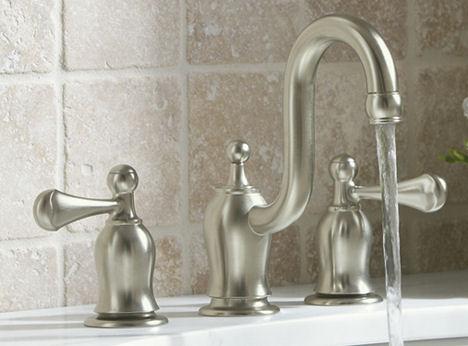 Kohler Bellhaven Bathroom Faucet